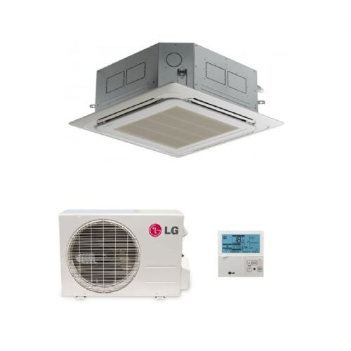 LG Air Conditioning UT12H-NP1 Cassette Heat Pump (3.5 Kw / 12000 Btu) Hyper Inverter 240V~50Hz